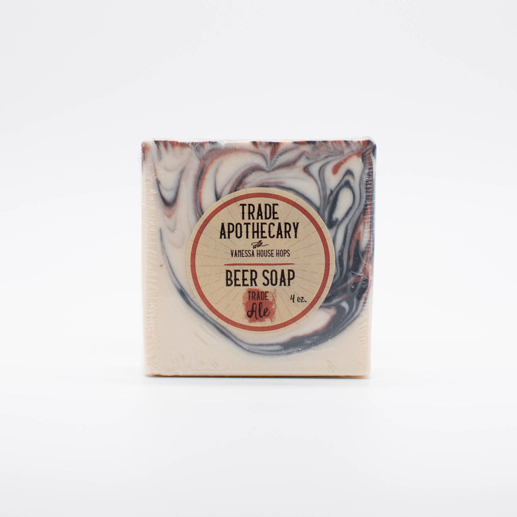 TRADE Ale Hops and Goat Milk Soap Bar