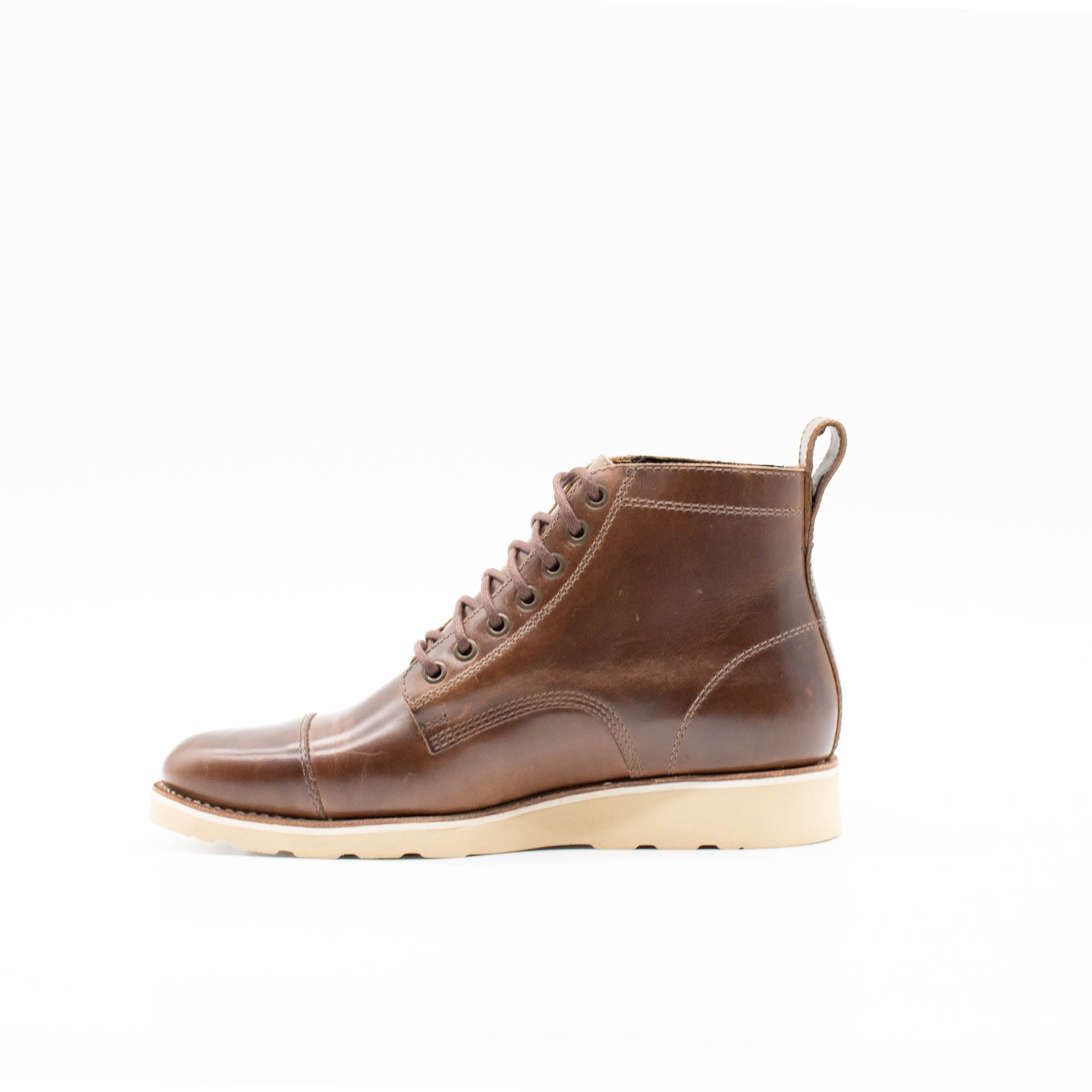 Lou Dark Natural by HELM Boots