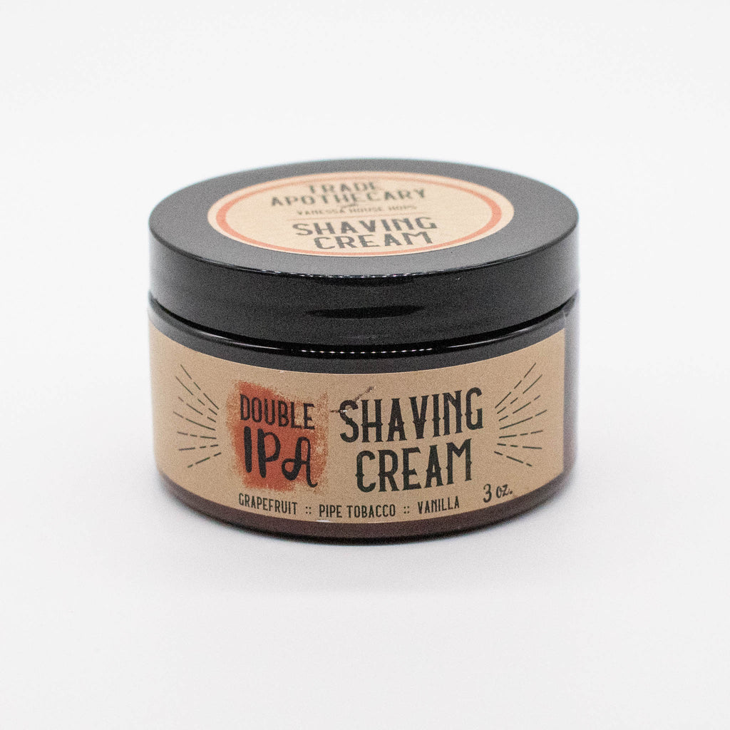 Double IPA Hops Shave Cream