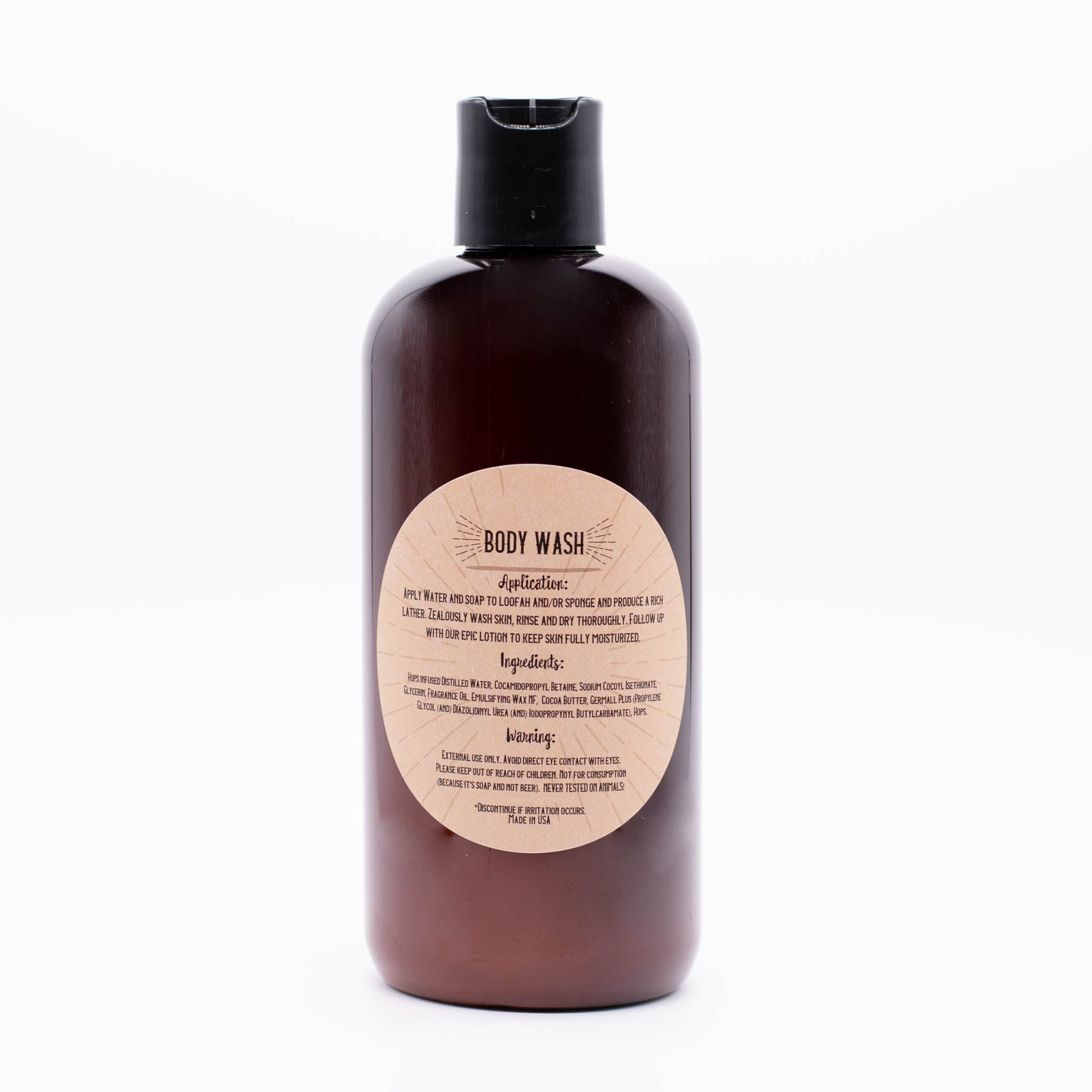 TRADE Ale Body Wash