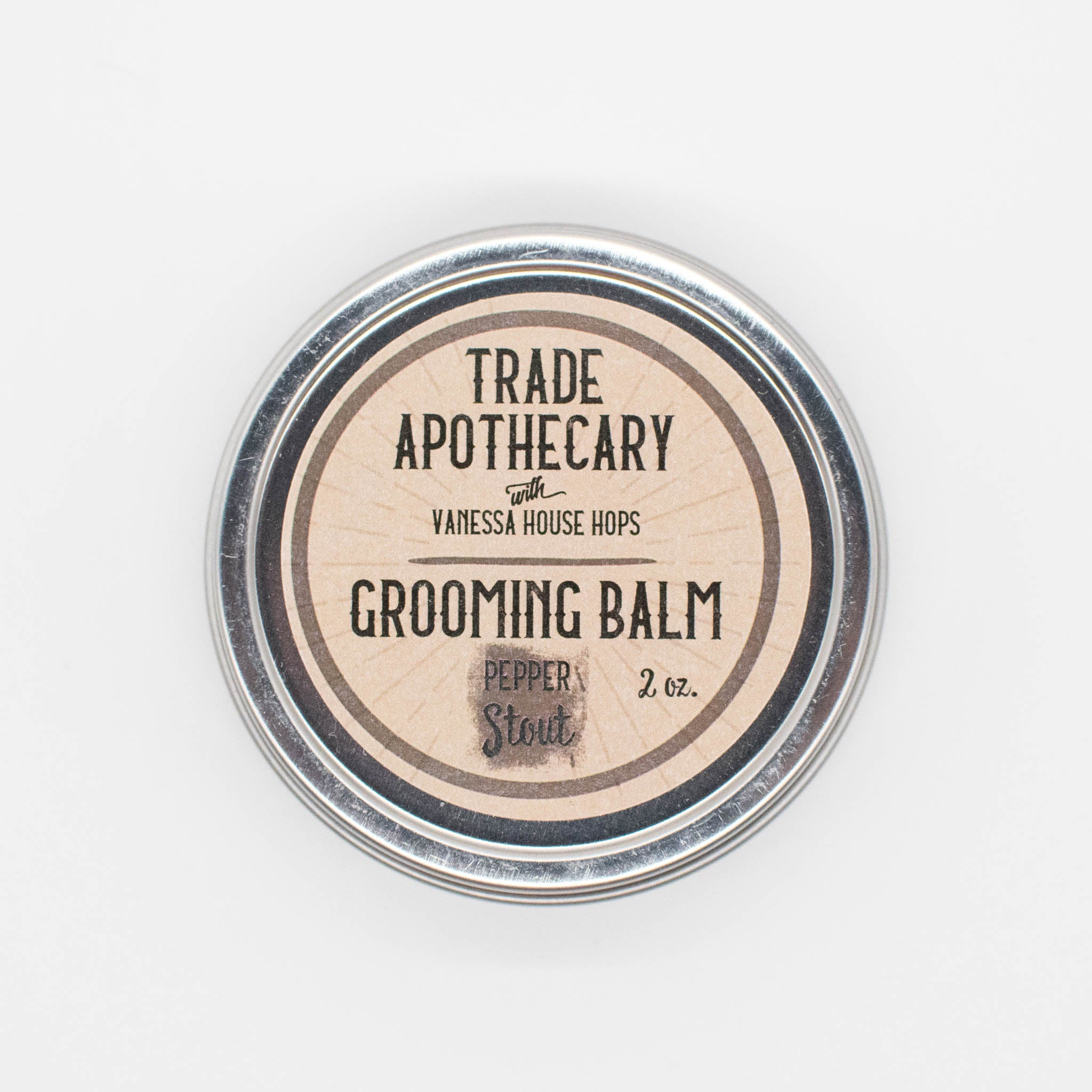 Pepper Stout Grooming Balm