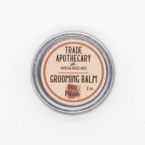 Spiced Pilsner Grooming Balm