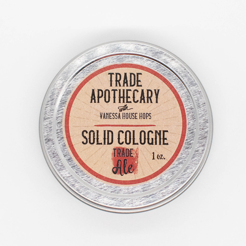 TRADE Ale Grooming Balm