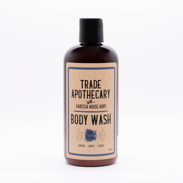 Juniper Porter Body Wash