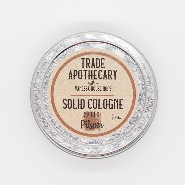 Spiced Pilsner Solid Cologne