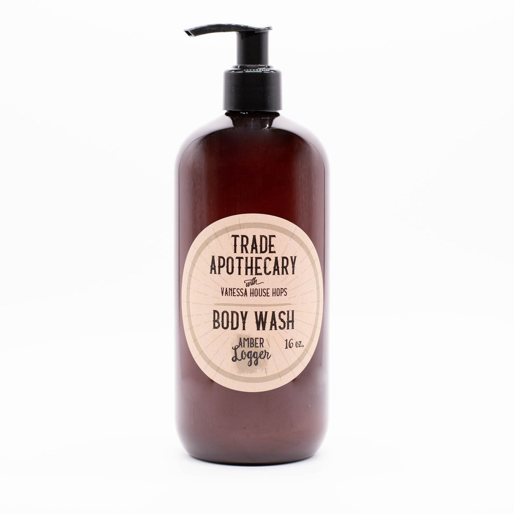 Amber Logger Body Wash