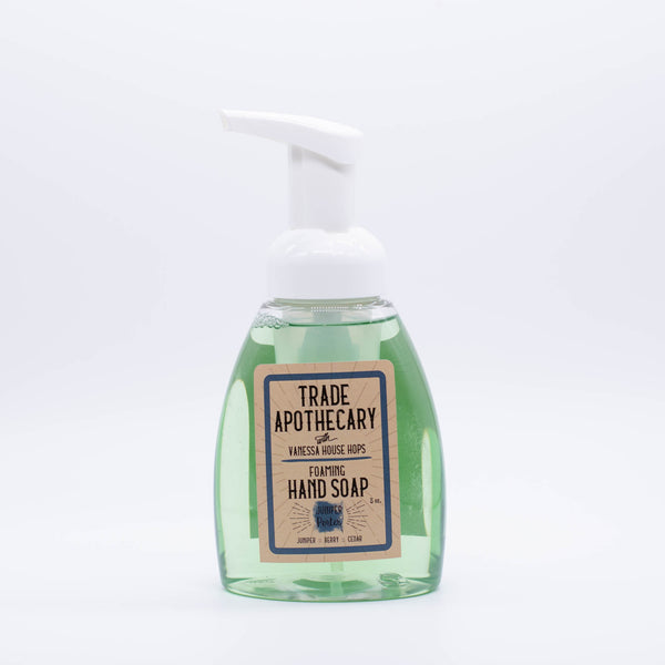 Juniper Porter Foaming Hand Soap