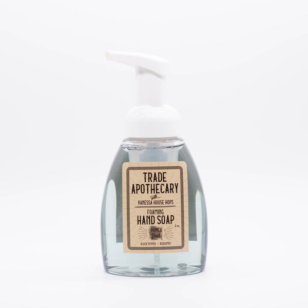 Pepper Stout Foaming Hand Soap
