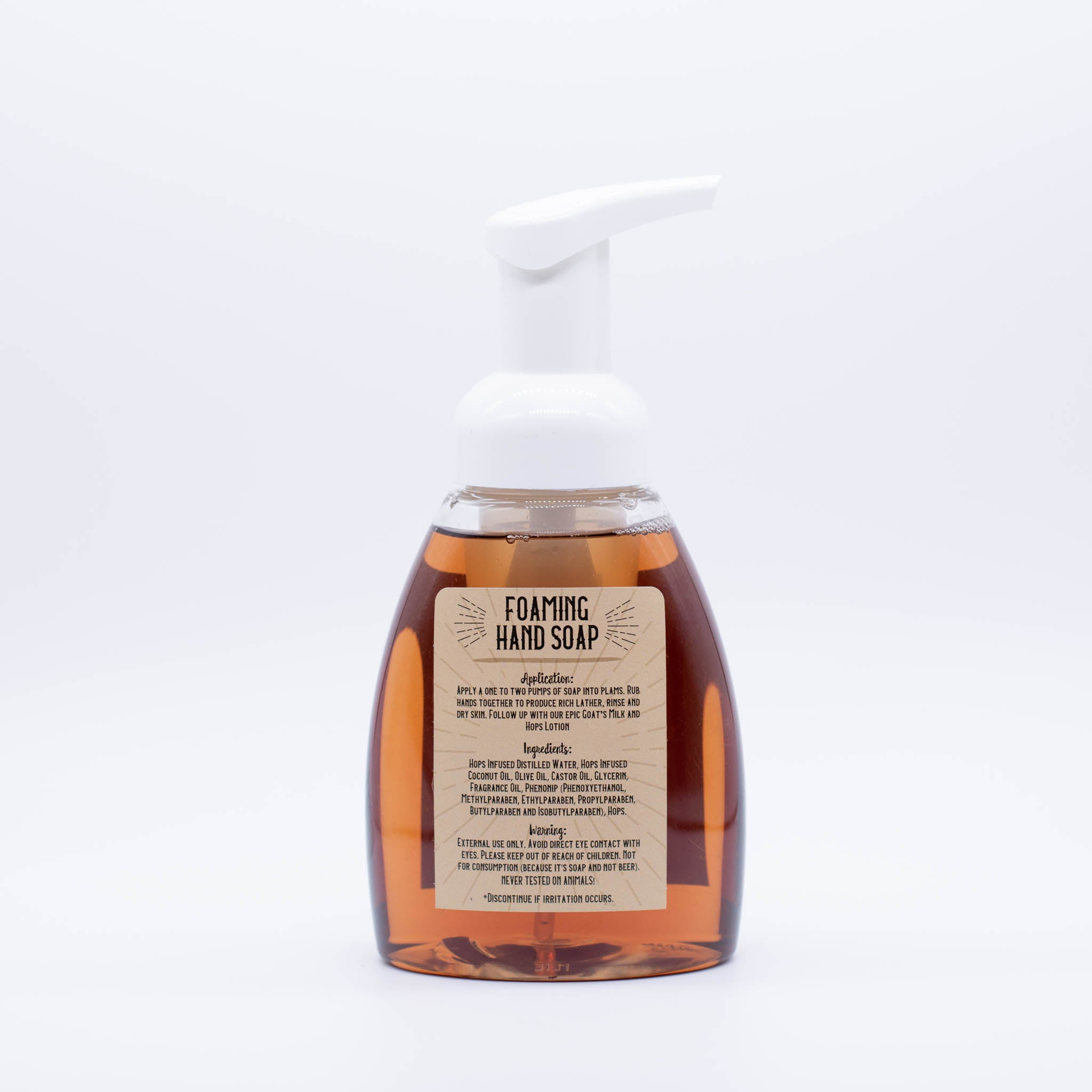 TRADE Ale Foaming Hand Soap