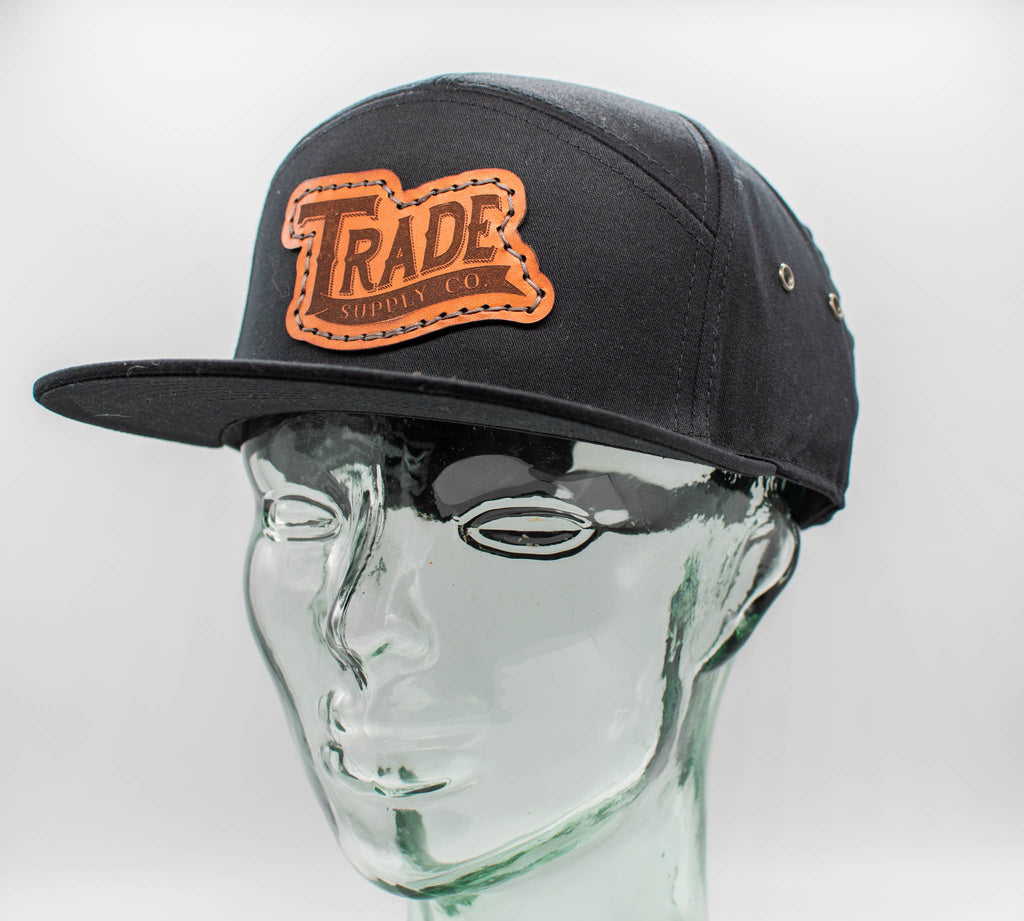 TRADE Banner 7 Panel Hat