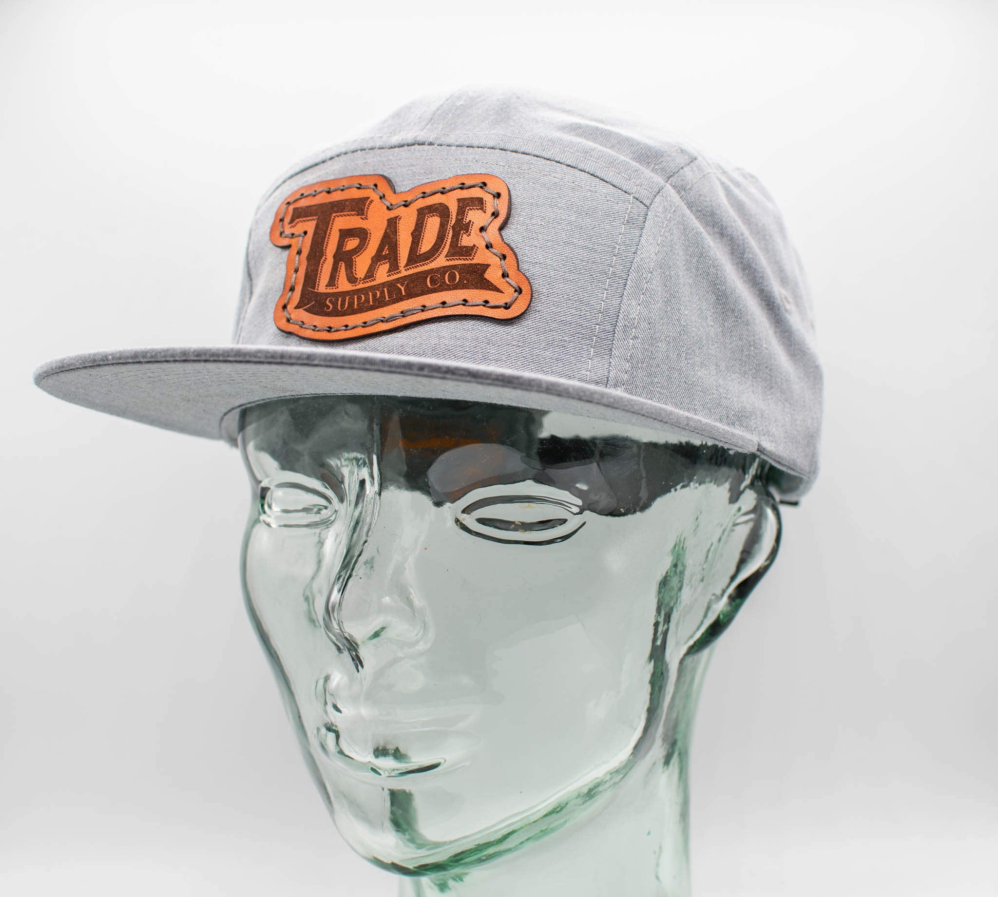 TRADE Banner 5 Panel Camp Hat