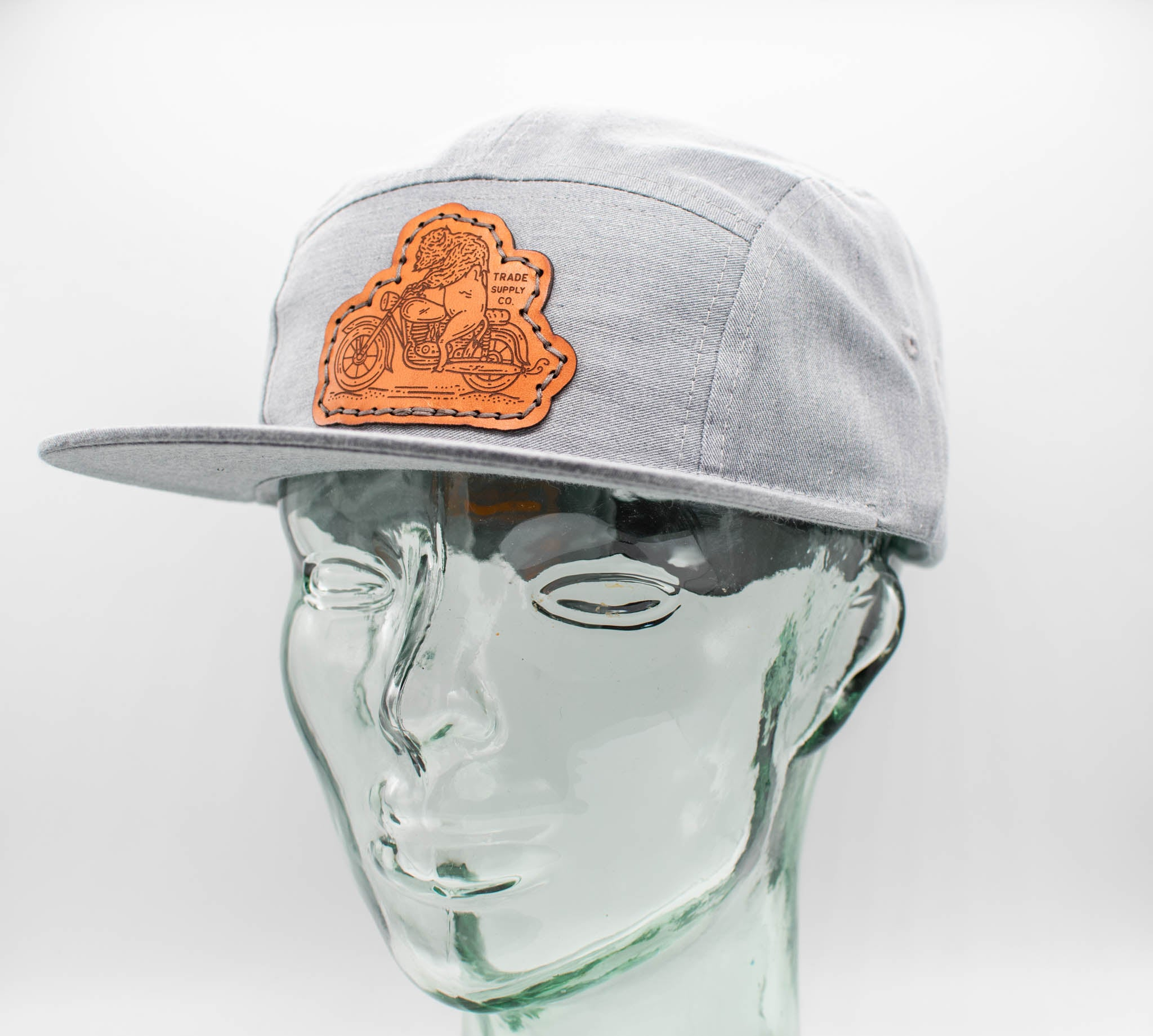 Bikson 5 Panel Camp Hat