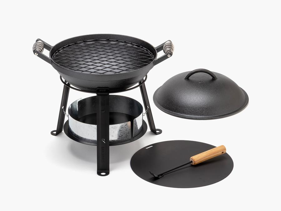 All in One Cast Iron Grill by Barebones Living