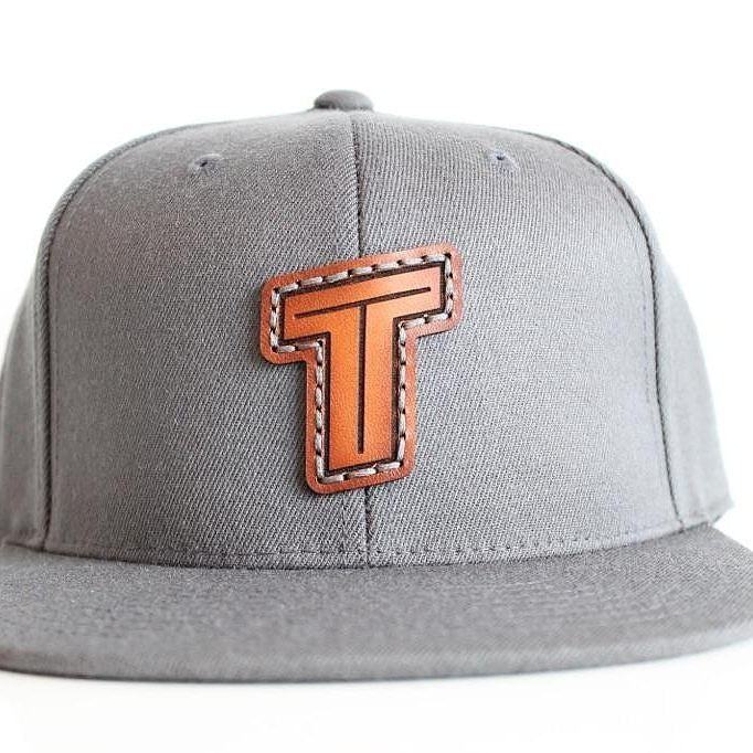 TRADE T Grey Flexfit hat