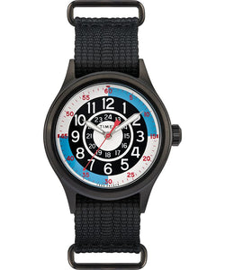 Timex x Todd Snyder Blackjack Inspired 40mm Fabric Strap Watch - 40% Off