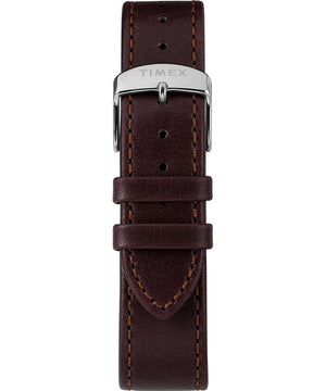 Timex - Marlin® Automatic 40mm Leather Strap Watch