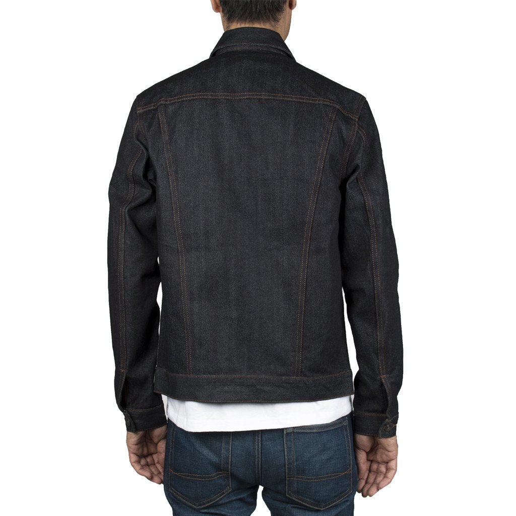 Unbranded Brand  - Selvedge Denim Jacket - Indigo