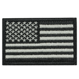 Tactical Embroidery USA Flag Patch-1PC