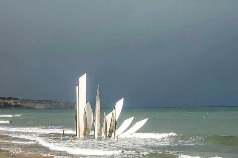 Normandy Sculpture B