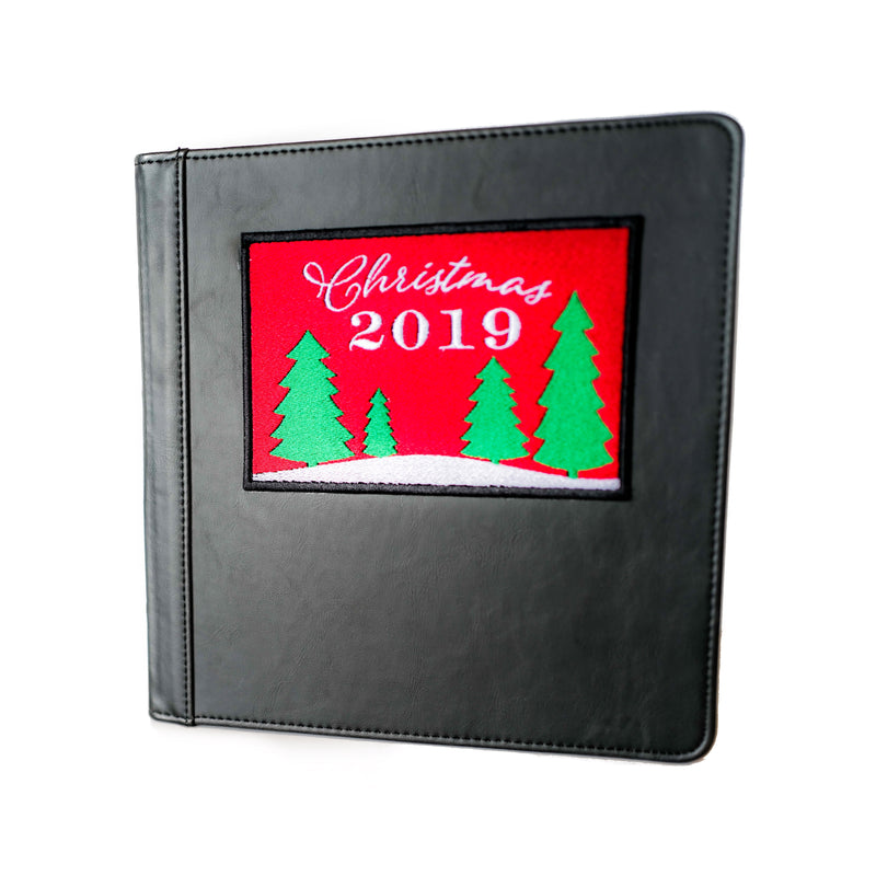 "Christmas Card Keepsake Album ""2019"""
