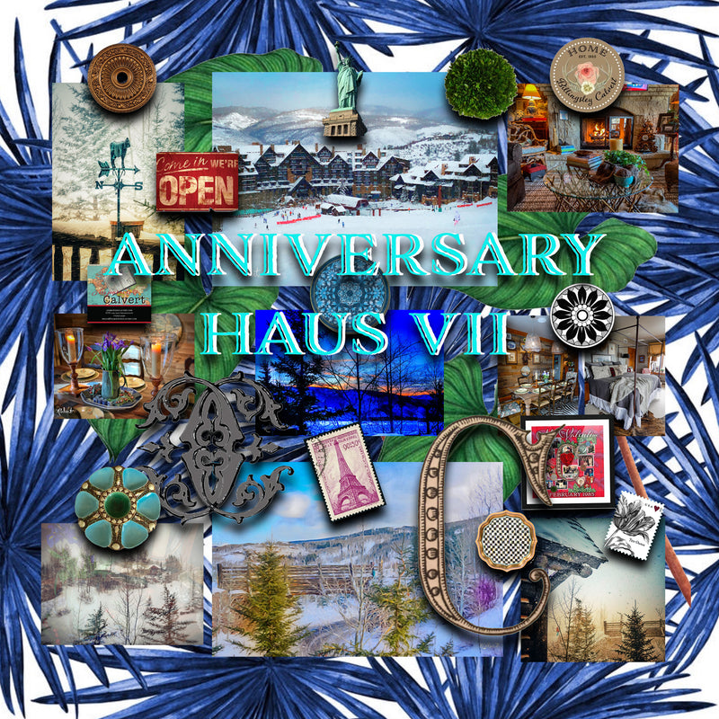 Anniversary Haus : Travel Tiles
