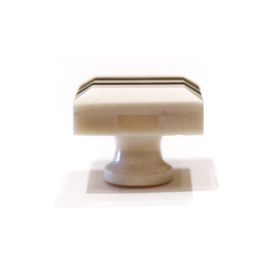 Knobs & Pulls - Large Square Knob Set of 2