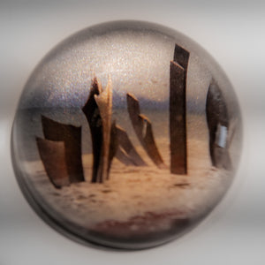 Paperweight: Normandy