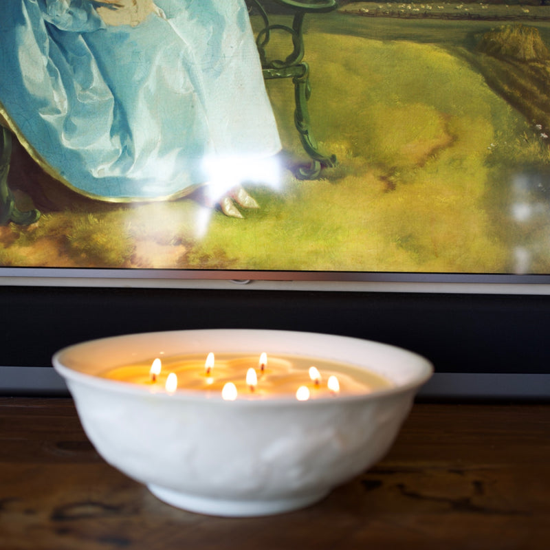 Calvert & Collection: Bee's Wax Natural Bowl Vessel Candle