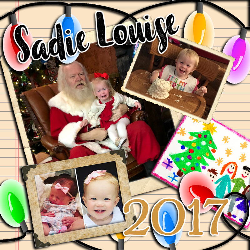 Christmas Sadie Louise