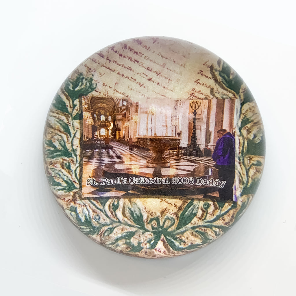 Paperweight: St. Paul's Cathedral