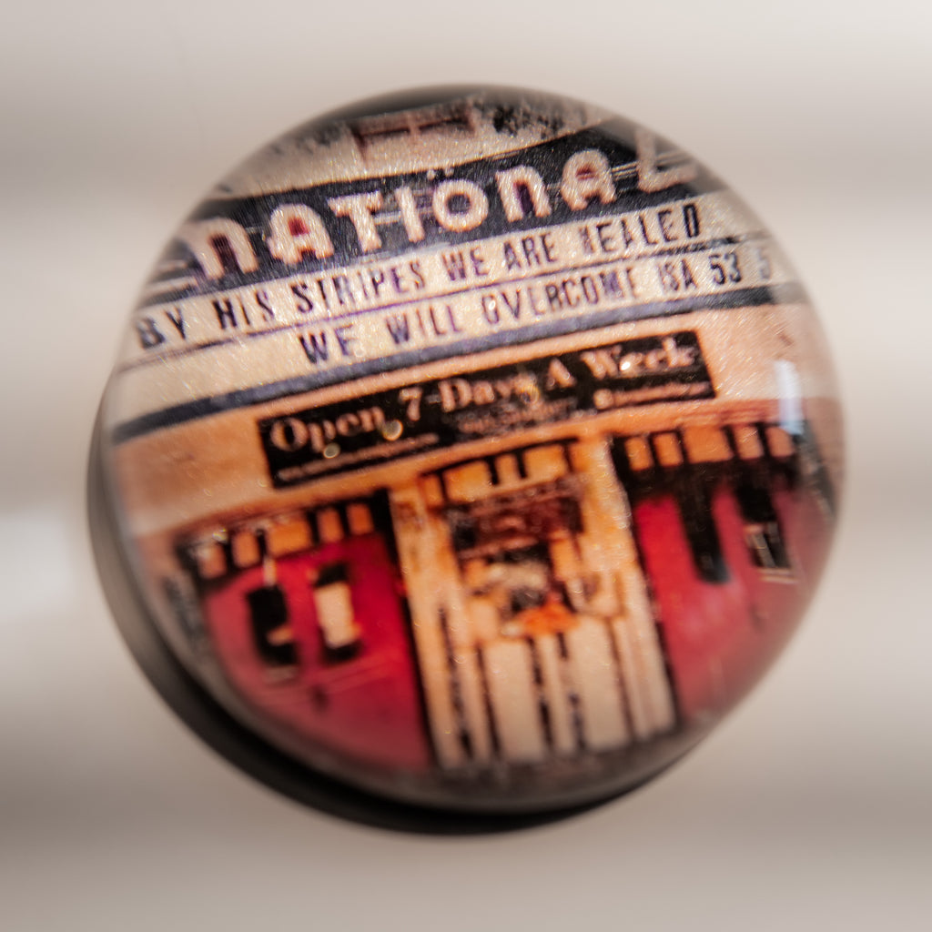 Paperweight: Downtown Graham Theater