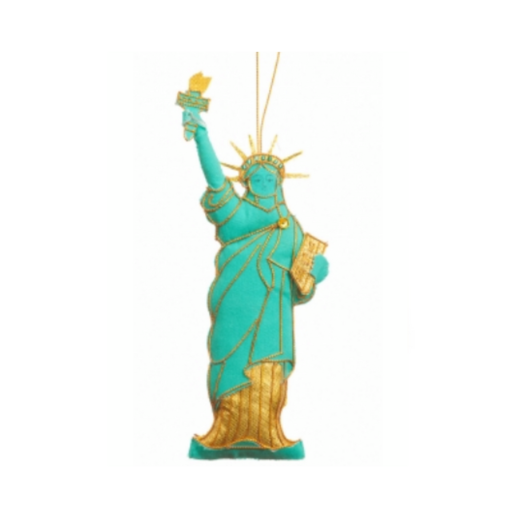 St. Nicolas - Ornament Statue of Liberty