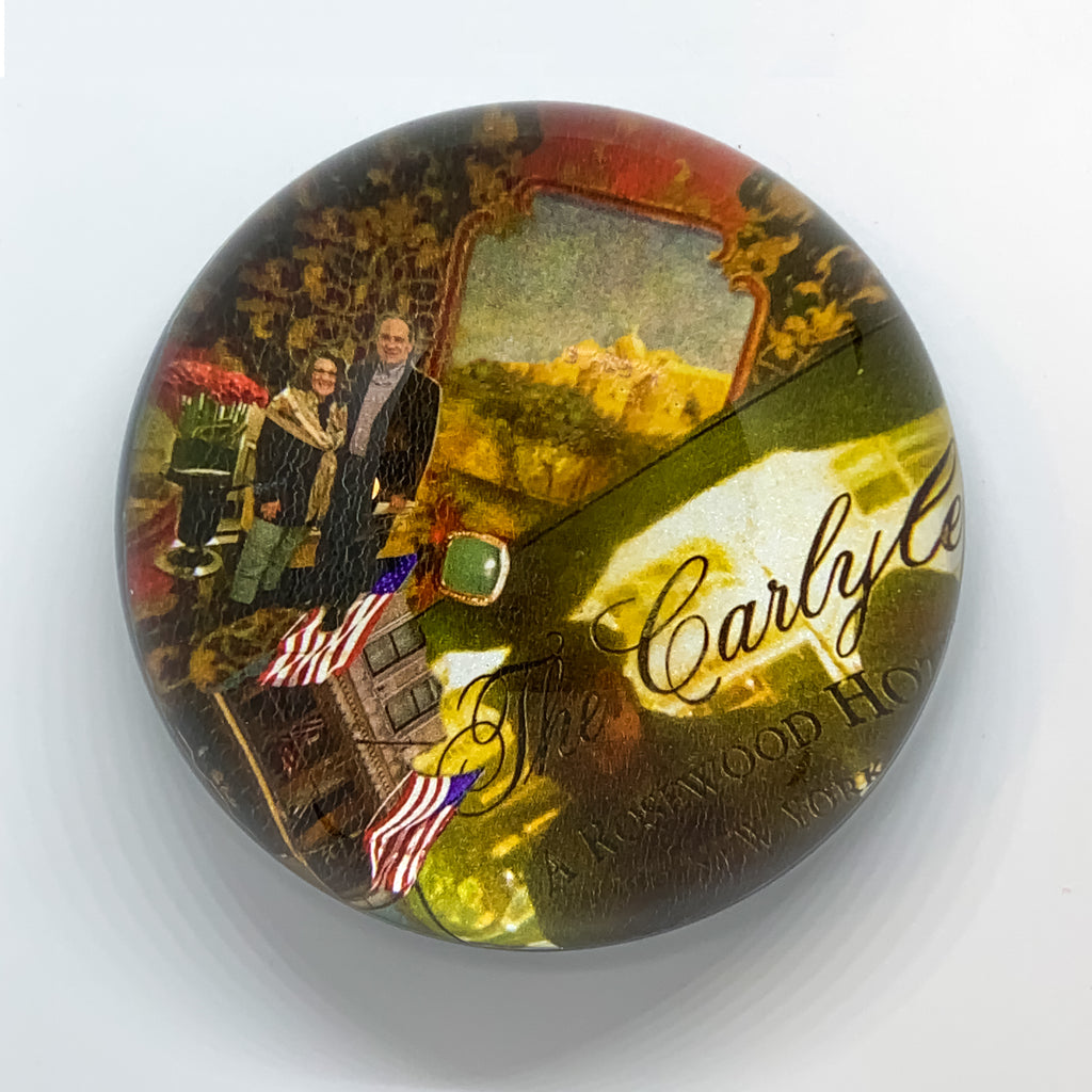 Paperweight: The Carlyle 25th