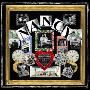 NANCY: Silk Scarf