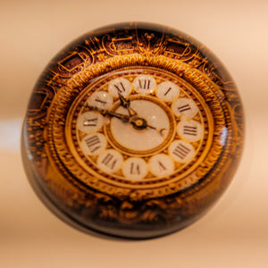 Paperweight: Musee D'Orsay Clock