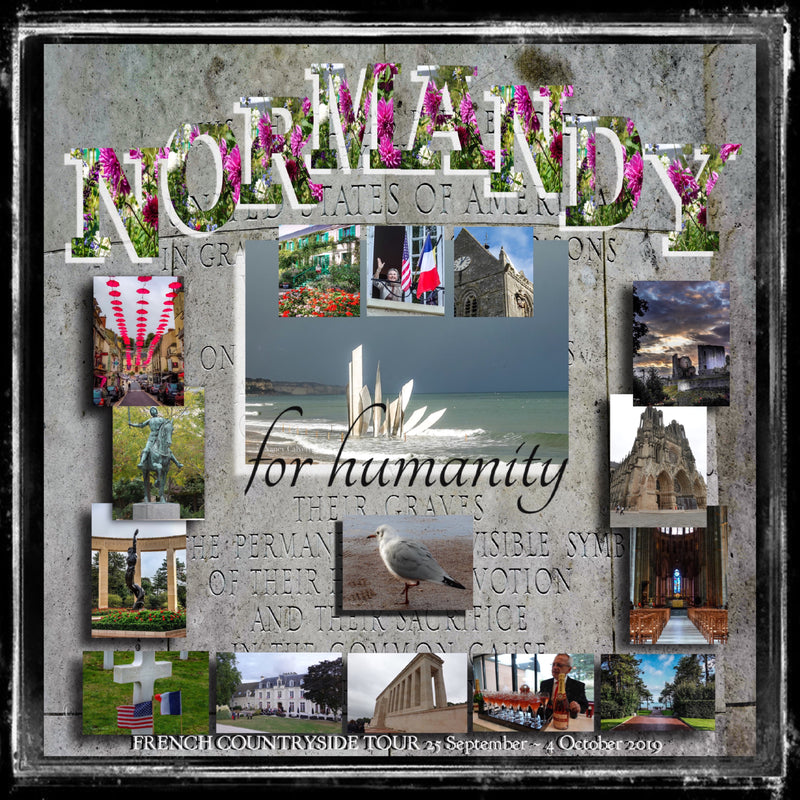 French Countryside Tour 2019: Normandy