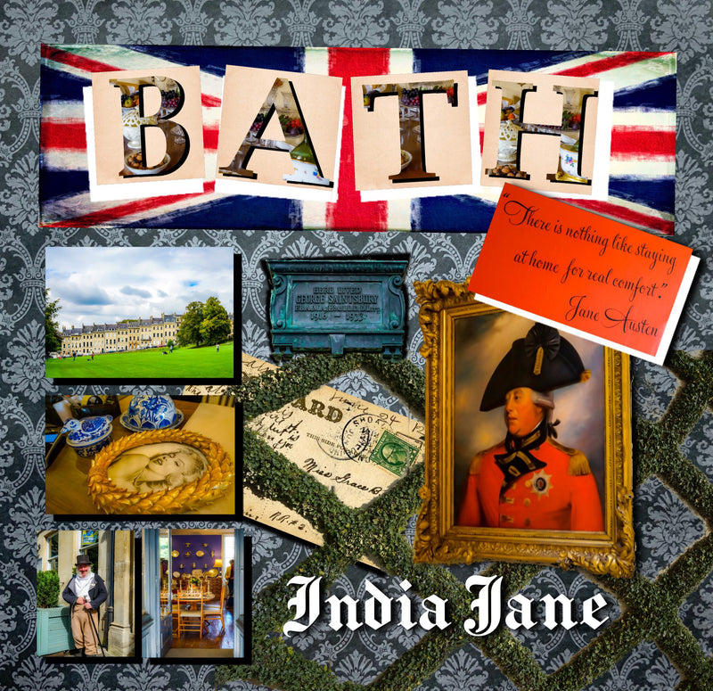 Bath: Travel Tiles