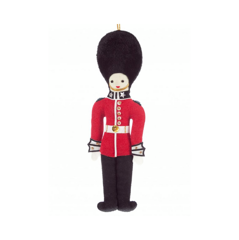 St. Nicolas - Ornament Guardsman