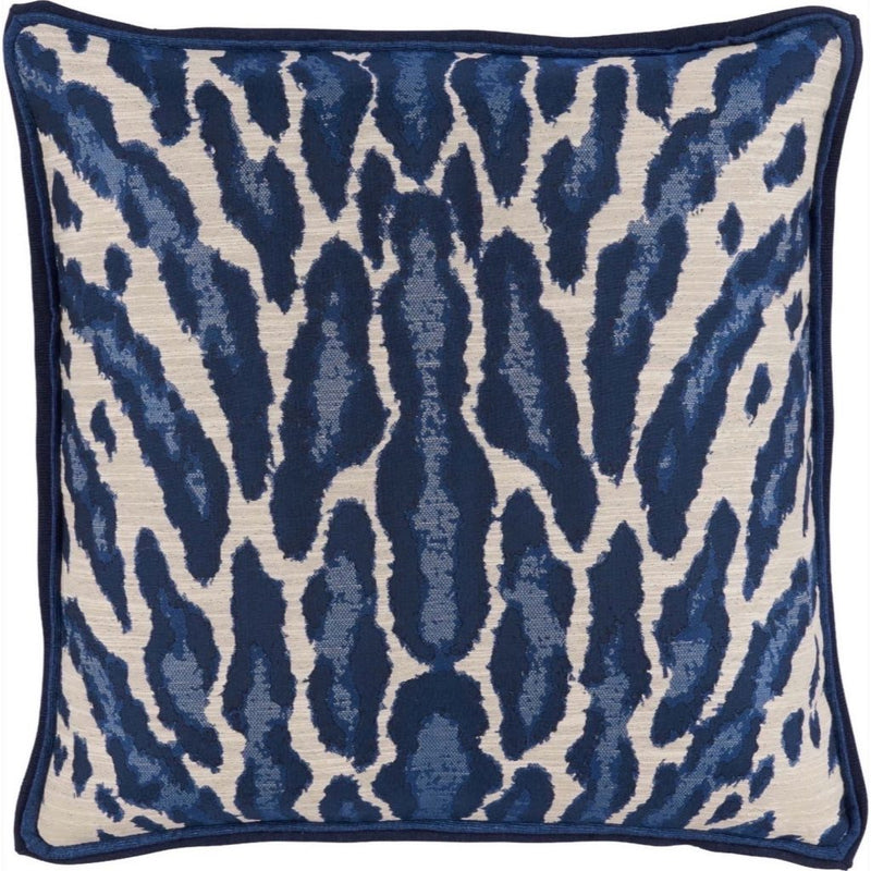 Lacefield Designs - Kenya Indigo Animal Print