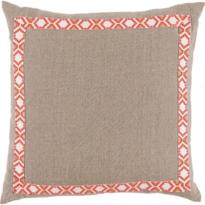 Lacefield Designs - Natural Linen Coral