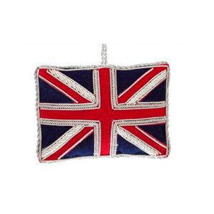 St. Nicolas - Ornament Union Jack Flag