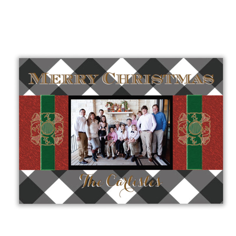 Holiday Card: 5x7