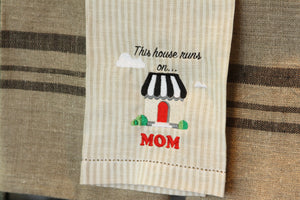 MONOGRAMS -  Arman Tea Towel