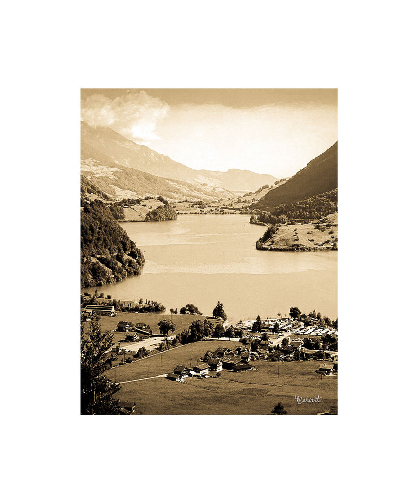 The Switzerland Series: 1 of 4