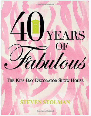 Book - 40 Years of Fabulous Steven Stolman