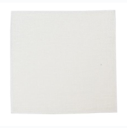 Napkin - Duet White Cocktail Napkin