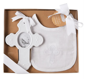 Mud Pie - Cross Gift Set