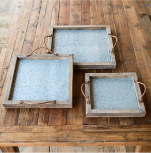 Park Hill - Cocktail Trays Set of 3
