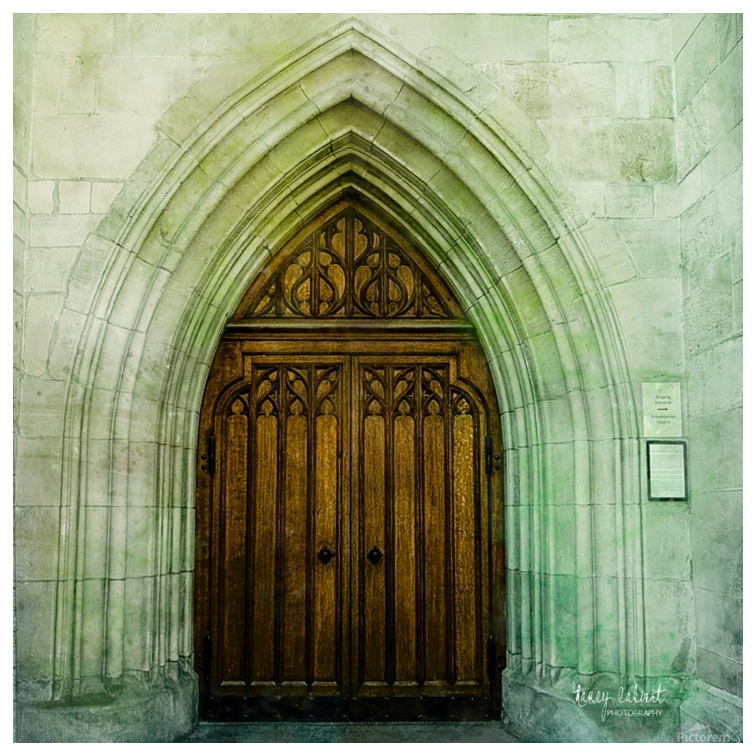 Cathedral Door Zurich