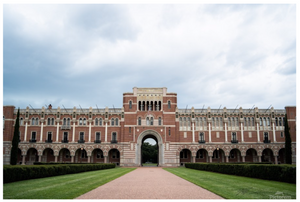 """Iconic Houston"" by Jeffrey Chen : Rice University"